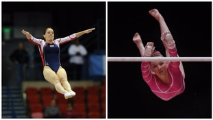 Team GB gymnasts Kat Driscoll and Amy Tinkler