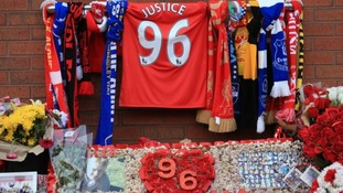 Hillsborough tribute