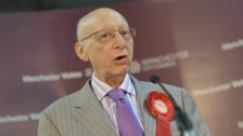MP Sir Gerald Kaufman
