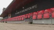 The home of Darlington Football Club