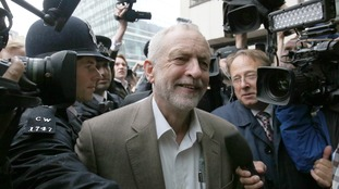 Jeremy Corbyn is facing a challenge from Angela Eagle.
