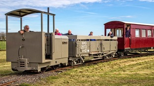 Lincoln made WW1 wagon to re-enter service after refurbishment