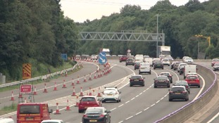 Barnsley man dies after losing control of car on M1