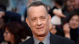 Tom Hanks pays emotional tribute to his 'beauty' of a mum