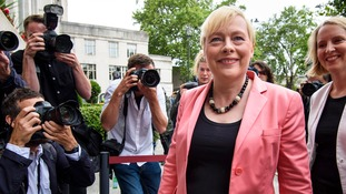 Angela Eagle has launched a leadership bid to challenge Jeremy Corbyn.