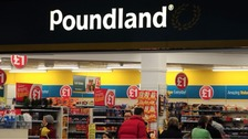 Discount chain Poundland has agreed to a £597m takeover by South African retail group Steinhoff International.