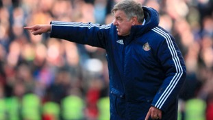 Speculation is surrounding Sunderland manager Sam Allardyce