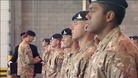 Soldiers receive medals