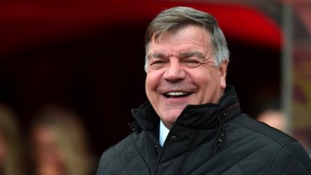 Sam Allardyce who is in talks to be the next England manager