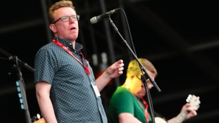 The Proclaimers performing on the Virgin Media Stage, during the V Festival at Hylands Park in Chelmsford, Essex.