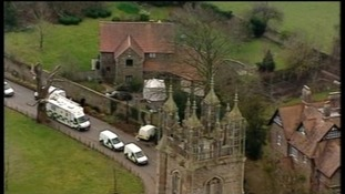 "Workmen ""shocked"" at finding vicar's body"