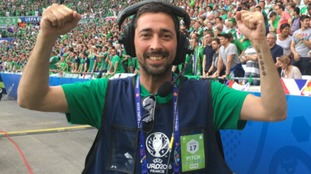 Radio presenter Colin Murray