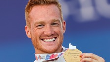 Greg Rutherford will be hoping to add another gold medal to his collection.