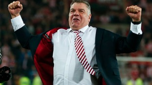 Sam Allardyce is the favourite to be the next England manager