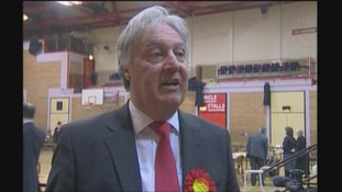 Former Carlisle MP Eric Martlew