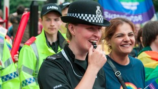Northumbria Police are preparing for PRIDE in Newcastle this weekend