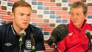 Wayne Rooney England Roy Hodgson