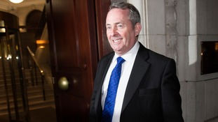 North Somerset MP Liam Fox