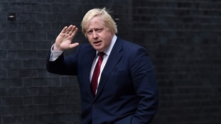 Boris Johnson's appointment as Foreign Secretary has not gone down well in the United States
