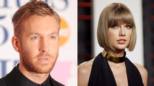 Calvin Harris launches Twitter tirade at ex-girlfriend Taylor Swift