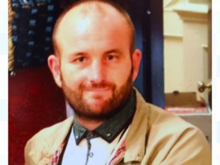 Andrew Morton was last seen in Market Drayton on Tuesday