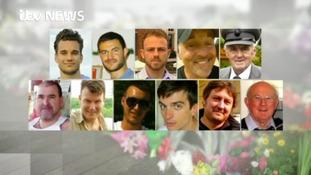 Shoreham air crash fatalities