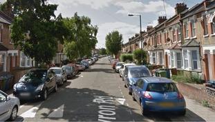 Gunman shoots at police car after north London drug arrest
