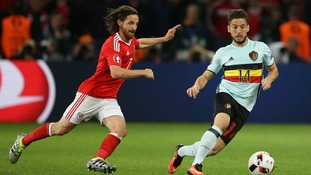 Joe Allen's Liverpool future up for discussion, says Klopp