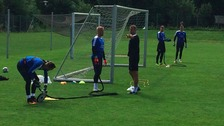 Leicester City training gets underway in Eastern Austria