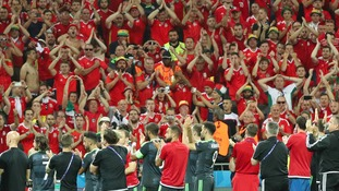 Wales move up to 11th in latest Fifa rankings while England drop to 13th following Euro 2016