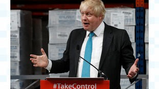 Boris Johnson's controversial comments during his Leave campaign angered leaders across Europe.