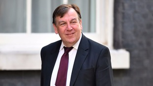 "Whittingdale said it had been a ""privilege to serve"""