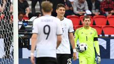 NI faced Germany at Euro 2016.