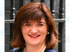 Nicky Morgan loses job as Education Secretary