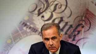 Bank of England leaves interest rate unchanged