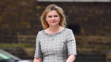 Greening was  given a role in May's new government