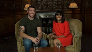 Keegan Hirst and Ranvir Singh