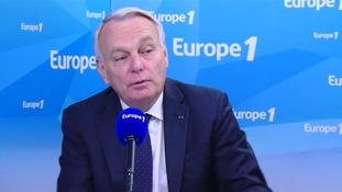 Jean-Marc Ayrault said Boris Johnson 'lied' during the referendum campaign
