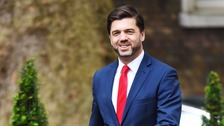 Stephen Crabb said he was stepping down 'in the best interests of my family'