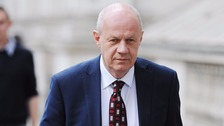 Damian Green takes over as work and pensions secretary