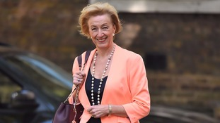 Andrea Leadsom has been appointed to the Cabinet as Secretary of State for Environment, Food and Rural Affairs