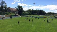 Leicester City training gets underway in Eastern Austria