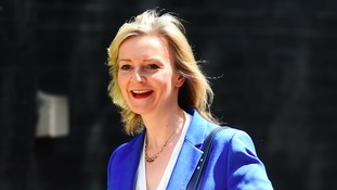 Liz Truss has been promoted to Justice Secretary.