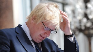 Boris Johnson has promised a 'greater global profile' for Britain.