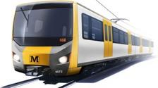 New Metro trains