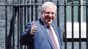 Patrick McLoughlin is the only member of cabinet who did not attend university