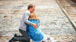 Corrie's Kylie Platt will die in the arms of her husband on tonight's episode