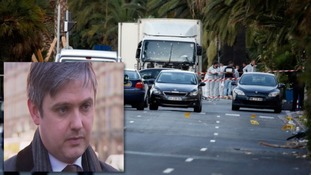 Barrow and Furness MP in Nice during terror attack