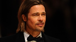 Brad Pitt Chanel Karl Lagerfeld