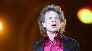 Mick Jagger, 72, to become a father for the eighth time